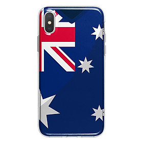 Ốp Lưng Mika Cho iPhone X AUSTRALIA-C-IP7X