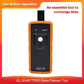 EL-50448 TPMS Reset Relearn Tool Auto Tire Pressure Monitor Sensor For GM Vehicle