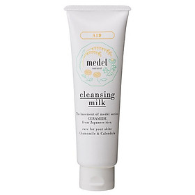 Gel Tẩy Trang Medel Natural Cleansing Milk Chamomile Blend (130g)