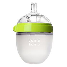 Bình Sữa Comotomo Silicon 150ml