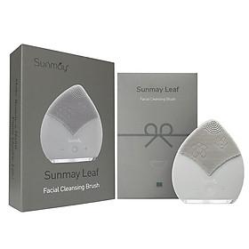 Máy rửa mặt Sunmay Luxury Leaf - Grey