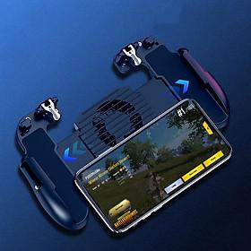 Tay cầm chơi game H5 tản nhiệt hỗ trợ PUBG Mobile, FreeFire, ROS