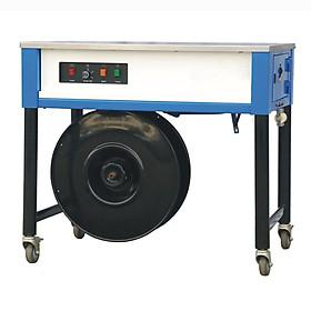 Máy đai thùng carton bán tự động, sử dụng dây đai nhựa - Bảo hành 12 tháng (KZB-A)