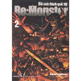 Bộ truyện tranh đã được xây dựng thành Game : Re: Monster - Hồi sinh thành quái vật tập 2