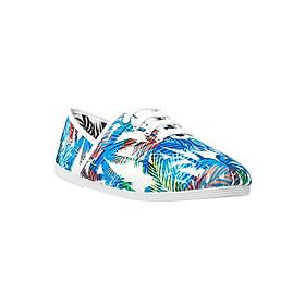 Giày Lười Flossy Unisex Caribe White