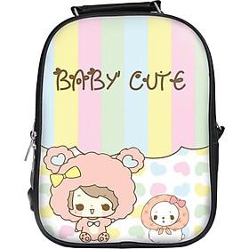 Balo In Hình Baby's Cute BLCT216