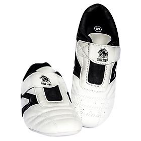 Hình đại diện sản phẩm Giày Thể Thao Nữ Black Eagle Teakwondo BHGTAETDTV - Trắng Đen