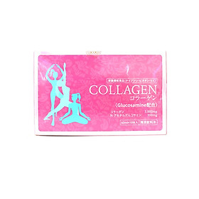 [NHẬT BẢN] Nước Uống Collagen Làm Đẹp Da Toyo Koso Kagaku Collagen Glucosamine