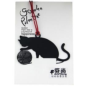 Bookmark Fen Still Sq0818 Hình Chú Mèo Phiên Bản Hàn Quốc