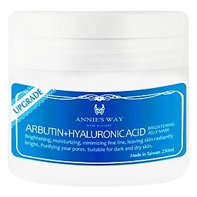 Mặt Nạ Thạch Annie's Way (250ml) - Arbutin + Hyaluronic Acid