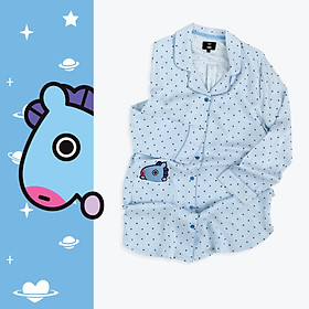 BT21 x HUNT One-piece Pajama Mang HIYO84T02T