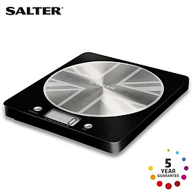 Cân nhà bếp điện tử Great British Salter 1036UJBKDR - Hàng nhập khẩu UK