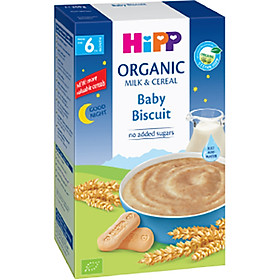 Bột Sữa Dinh Dưỡng HiPP Organic Bích Quy