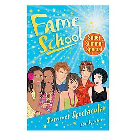 Hình đại diện sản phẩm Usborne Middle Grade Fiction: Fame School Summer Spectacular (Age 9+)