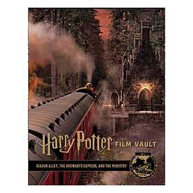 Harry Potter: The Film Vault - Volume 2: Diagon Alley, King's Cross & The Ministry of Magic - Harry Potter: The Film Vault 2 (Hardback) (English Book)