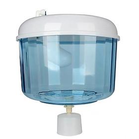 Bình chứa nước máy nước nóng lạnh - Dung tích 10L - Phao chống trào nước và ngắt nước tự động - Bình đựng nước cây nóng lạnh Chất liệu Nguyên sinh tiêu chuẩn an toàn