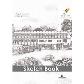 Tập Giấy Vẽ Sketch Pad