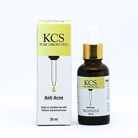 SERUM NGỪA MỤN KCS-PURE ORIGIN CELL ANTI ACNE (30ml)