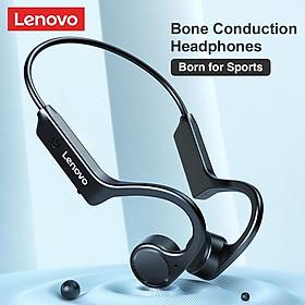 Lenovo X4 Bone Conduction Bluetooth Earphones Sport Running Waterproof Wireless Bluetooth Headphone