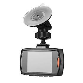Wide-angle 2.4 Inch HD 1080P Car DVR Camera Front Rear Dash Recorder