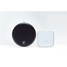 Khóa thông minh August Smart Lock Pro + Connect Wi-Fi Bridge Gen 3