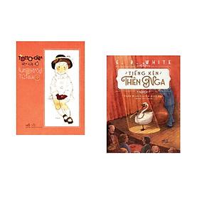 Combo 2 cuốn sách: Tiếng kèn thiên nga + Totto-Chan bên cửa sổ