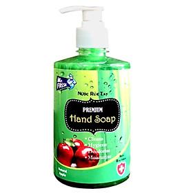 Combo 2 chai nước rửa tay thảo mộc Premium Hand Soap Mr Fresh 500ml - an toàn cho da tay