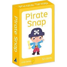 Little Genius Card Pirate Snap