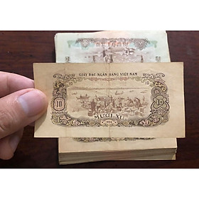 Tờ 10 xu Việt Nam 1966, tiền cổ sưu tầm
