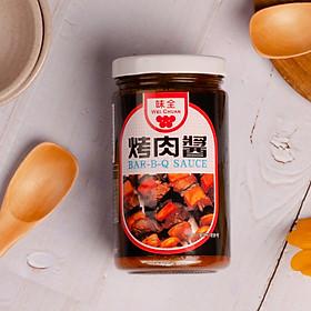 Sốt BBQ không cay Cao San