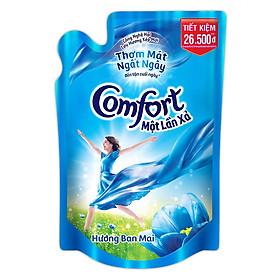 Nước Xả Vải Comfort Một Lần Xả Hương Ban Mai Túi 1.6L - 32017711
