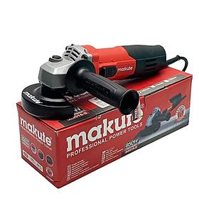 Máy mài Makute AG016-S-RED - Máy mài góc - Máy mài cầm tay (Công tắc hông)