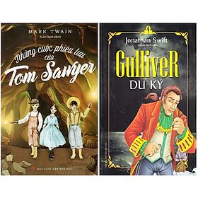 Combo: Gulliver Du Ký, Những Cuộc Phiêu Lưu Của Tom Sawyer (Tái Bản)