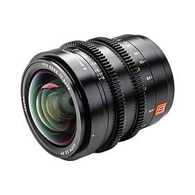 Viltrox S20mm T2.0 ASPH Full Frame L-mount Wide Angle Cine Lens Large Aperture Prime Lens for Landscape Astrophotography