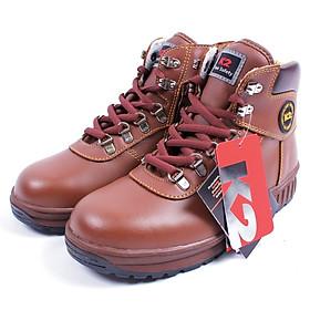 Giày Bảo Hộ Lao Động Hàn Quốc K2-14 - Korea Safety Shoes