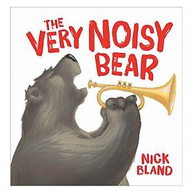 The Very Noisy Bear (With Cd)