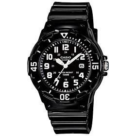 Đồng hồ nữ dây nhựa Casio LRW-200H-1BVDF