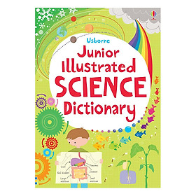 Usborne Junior Illustrated Science Dictionary