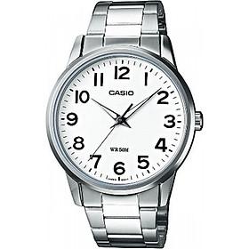 Đồng hồ nam dây thép không gỉ Casio MTP-1303D-7BVDF