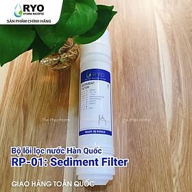 Bộ 5 Lõi Lọc Nước RYO Hàn Quốc [Hàng Chính Hãng] Dành cho mọi dòng Máy Lọc Nước UF (RYO Hyundai, KoriHome, Canzy, CNC, Humero...)