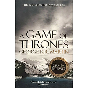 A Game of Thrones (The Books That Inspired The TV Phenomenon) (A Song of Ice and Fire, Book 1)