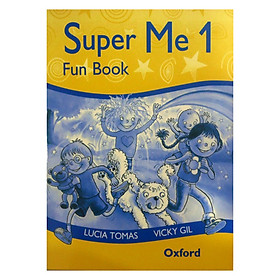 Super Me: Fun Book (Activities) Level 1