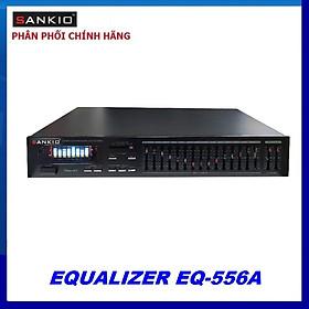 Lọc xì, lọc âm thanh Equalizer SANKIO EQ-556A - Hàng chính hãng