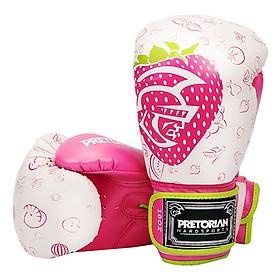 Găng Tay Boxing V2 Pretorian BG-PR-V2P (Size 10oz) - Dâu Tây