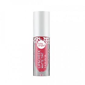 Son kem và má hồng Baby Bright Lip & Cheek Matte Tint 2.4g