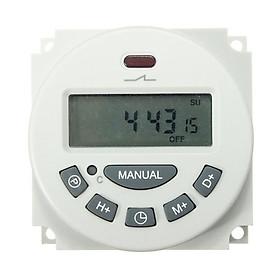 Timer hẹn giờ lập trình điện tử L701 12V