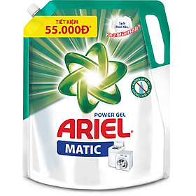 Nước giặt Ariel Đậm Đặc dạng túi 2.3kg