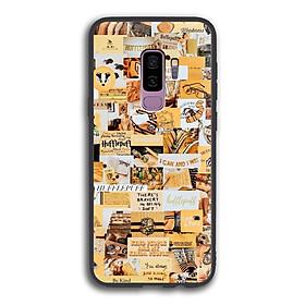 Ốp lưng Harry Potter cho điện thoại Samsung Galaxy S9 Plus - Viền TPU dẻo - 02052 7788 HP04 - Hàng Chính Hãng