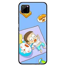 Ốp lưng dành cho Realme C11 mẫu Mèo Và Nô Ngủ