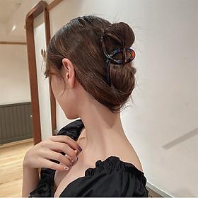 Kẹp tóc, cặp tóc nữ càng cua hàn quốc nhẹ nhàng KT18